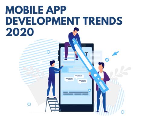 เทรนด์ โมบายแอพพลิเคชั่น แอพมือถือมาแรงในปี 2020